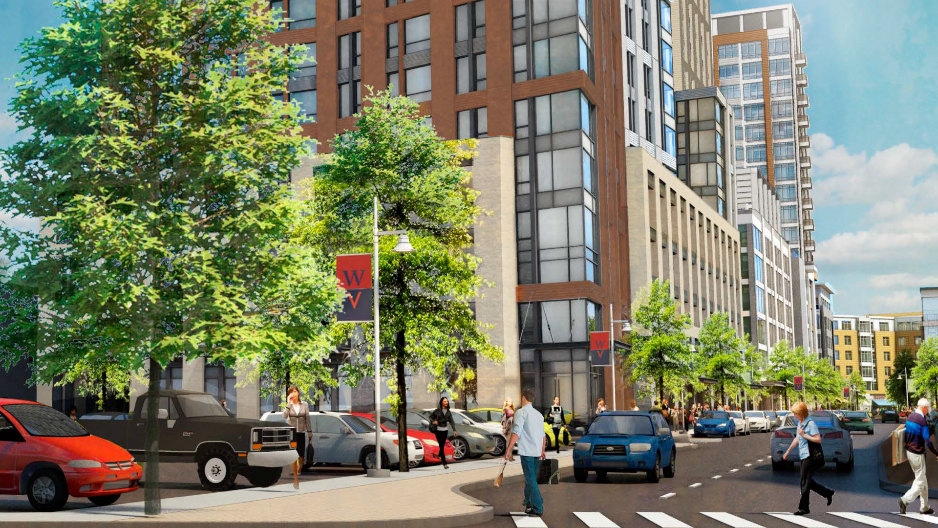 BOSTON BUSINESS JOURNAL: First Look – Massive Mixed-Use Residential Village Proposed In South Boston