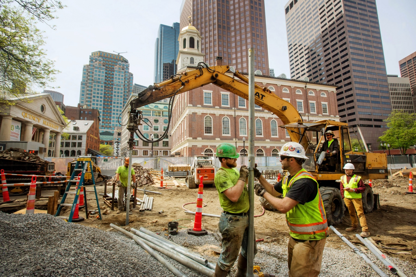 CURBED BOSTON: The Seven Boston Developments Everyone Should Be Watching