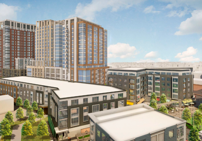 BOSTON GLOBE: Sprawling South Boston Project Nears Approval