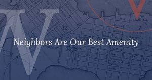 Graphic: Neighbors Are Our Best Amenity