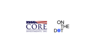 Core Investments and On The Dot Boston Logo