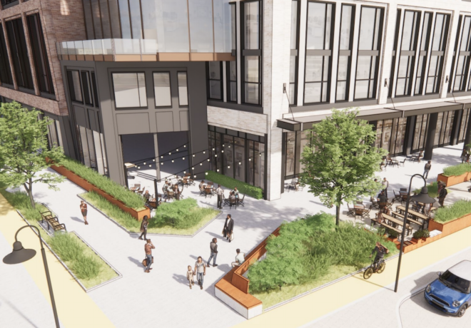 MEDIA RELEASE: Core Investments Files Letter of Intent with BPDA for Lab Cluster on Dot Avenue